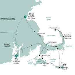 Boston, Cape Cod and The Islands 2022