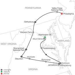 Americas Historic East (AH2021)