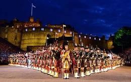Scottish Highlands and the Edinburgh Military Tattoo