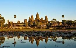 Images of Indochina and Angkor Wat
