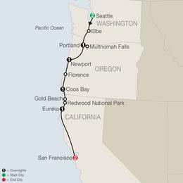 Pacific Coast Adventure (AQ2020)
