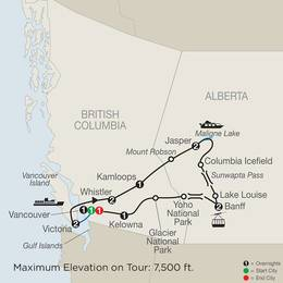Grand Western Canada Vacation (CG2021)