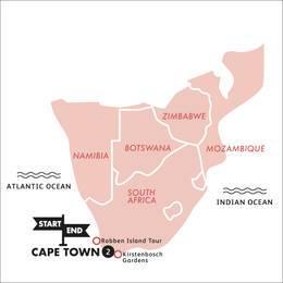 Cape Town Explorer(Twin Room,Start Cape Town, End Cape Town)