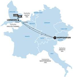 Austria Ski Plus (coach from London) 1 week