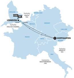 Austria Ski Plus (coach from London) 2 weeks(Multi Share,Start London, End London)