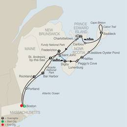 Maritimes Adventure (CT2020)