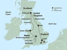 British Landscapes (9 Days, Standard)