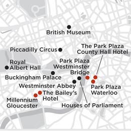 A Week in London 6 Nights (DL2020)