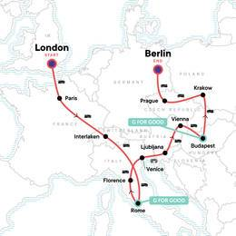 London to Berlin on a Shoestring