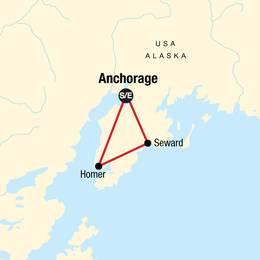 Alaska Camping Kenai Peninsula