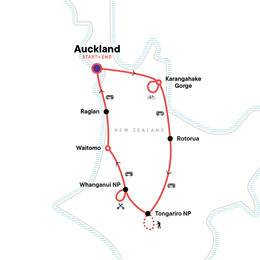 New Zealand - North Island Multisport