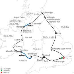 Essential Britain and Ireland (GB2021)