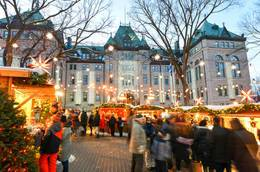 4 Day Quebecs Christmas Market
