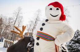 4 Day Quebec Winter Carnaval
