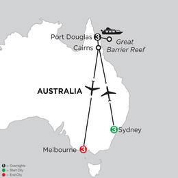 Australian Explorer (IPE2020)