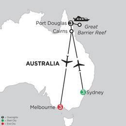 Australian Explorer (IPE2021)