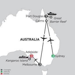 Australian Explorer with Adelaide (IPEC2021)