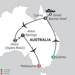 Best of Australia (IPG2021)