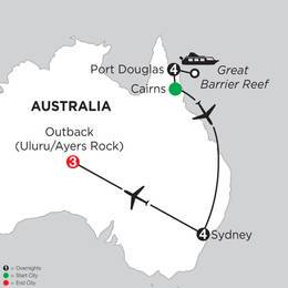 Great Barrier Reef and Sydney with the Outback (IPKA2021)