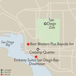 San Diego OffSeason Getaway 3 Nights (JD2020)