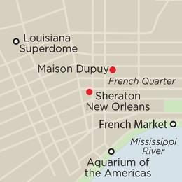 New Orleans OffSeason Getaway 3 Nights (JO2021)