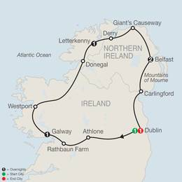 North of Ireland Escape (KAN2021)