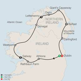 North of Ireland Escape (KANX2021)