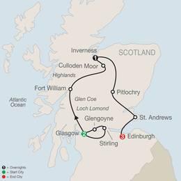 Scottish Escape (KASX2021)