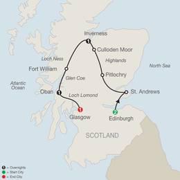 Scottish Highlands Escape (KAT2020)