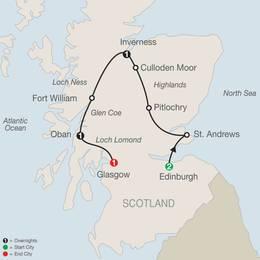 Scottish Highlands Escape (KATX2021)