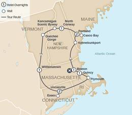 New England Rails and Sails 2022