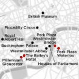 London Getaway 3 Nights (ML2020)