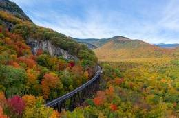 New England's Fall Foliage Tour