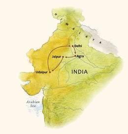 13-Nights Royal Palaces of India