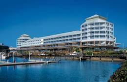 5-Nights Cairns, Shangri-la Hotel, The Marina Cairns