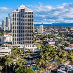 5-Nights Surfers Paradise, Hilton Surfers Paradise Hotel & Residences