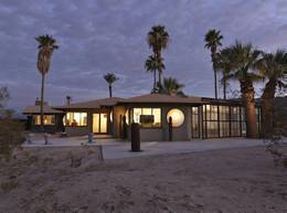 1-Night Joshua Tree, Wheelhouse