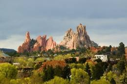 Trains Across Scenic Colorado
