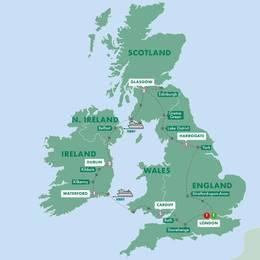 Britain and Ireland Highlights