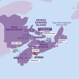 Enchanting Canadian Maritimes