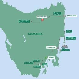 Tastes of Tasmania