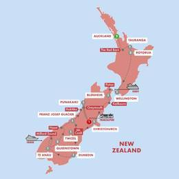 New Zealand Uncovered