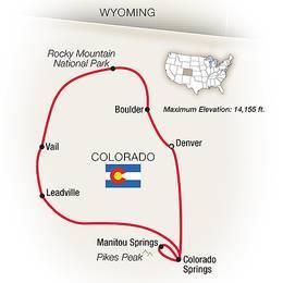 Colorado Denver, Boulder and the Rockies