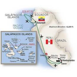 Peru and the Galápagos Islands