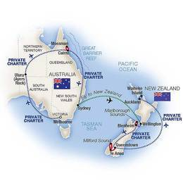 Grand Australia and New Zealand