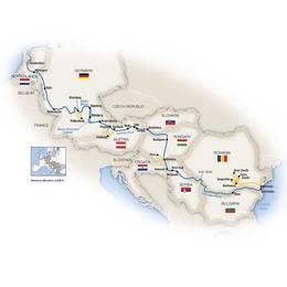 Grand European Cruise Eastbound