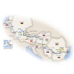 Grand European Cruise Westbound