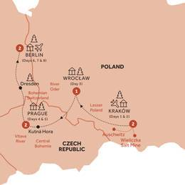 Christmas Markets of Poland, Prague and Germany (Winter 2020 2021)