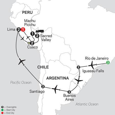 Brazil, Argentina and Chile Unveiled with Peru (11052021)