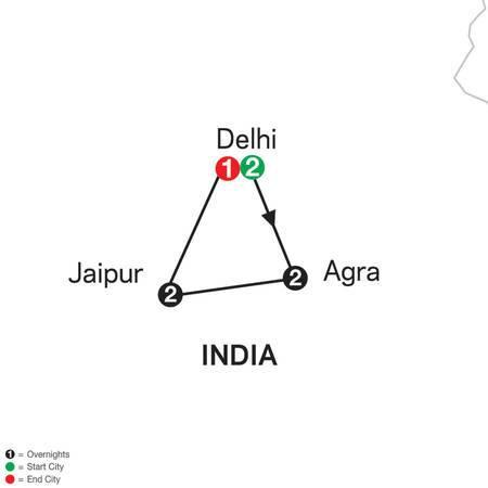 Indias Golden Triangle (26902021)
